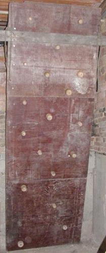 Bouldrovací stěnka