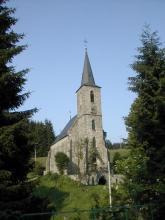 Kostel v Horním Údolí