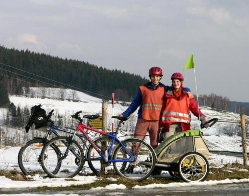 Cyklovýlet s Croozerem
