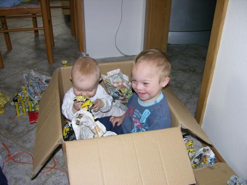 V balíku