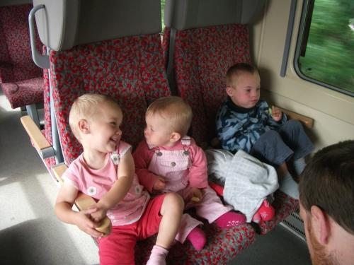 Na Šumavu: vlakem!