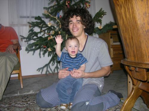 Vánoce se strýcem Lukášem