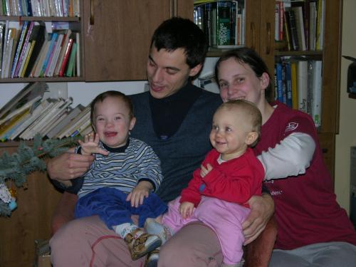 Silvestr 2009 v Třebenicích