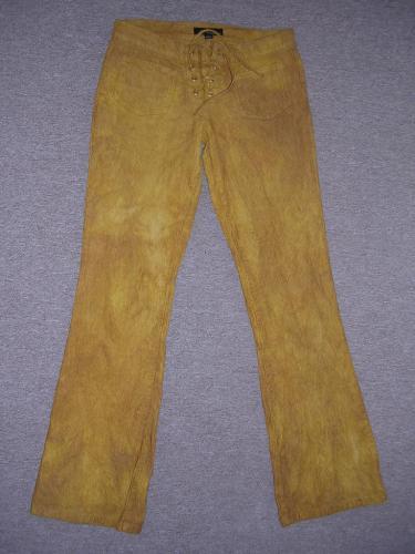 Kalhoty po prvním vyprání