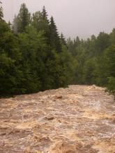 Povodeň na Jizeře