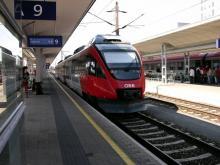 Vlak do Solnohradu