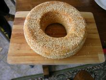 Sluncem upečený chléb